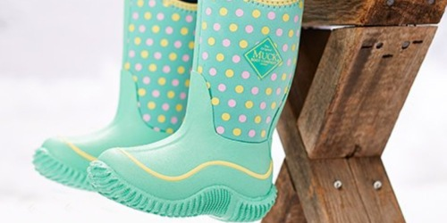 Up to 55% Off Kids Muck Boots On Zulily