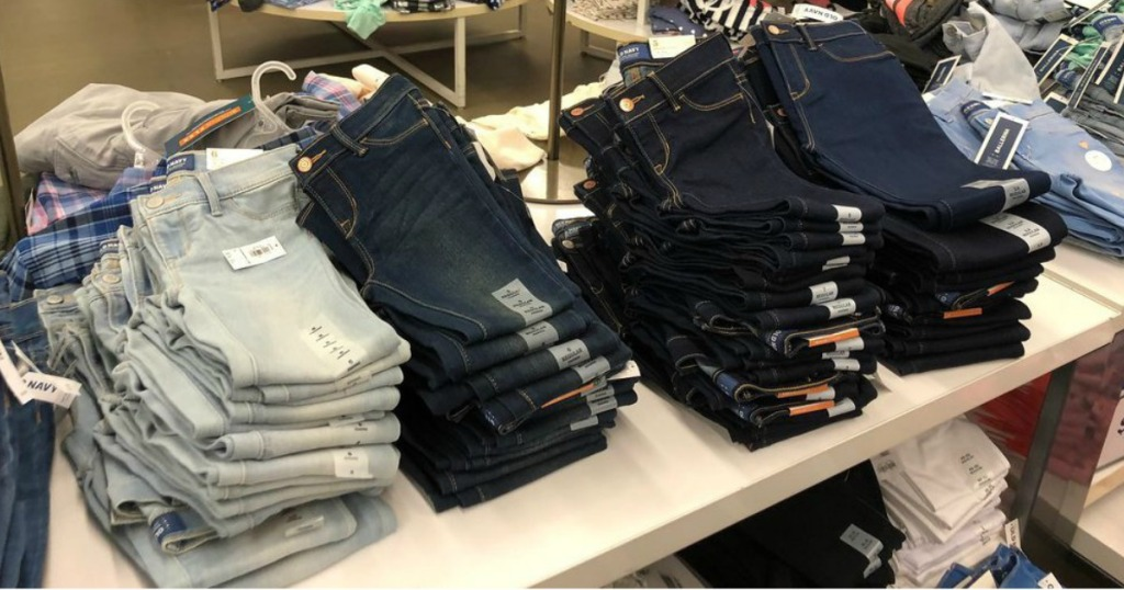 ee7afd093dcbc For a limited time, hop on over to Old Navy where they are offering select  Girls Rockstar Jeggings for just $10! Even better, score an automatic 10%  off at ...