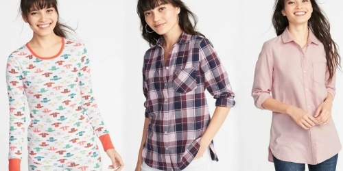 Old Navy Women's Clearance as low as $2.08 (Dresses, Tees & More)
