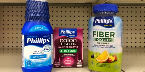 FREE Phillips' Milk of Magnesia on Walgreens.com + Free Store Pick-Up