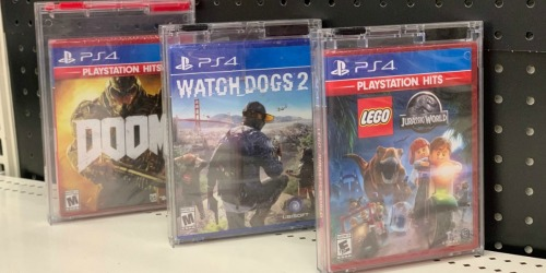 Target: Buy One Video Game, Get One FREE (Online & In-Store)