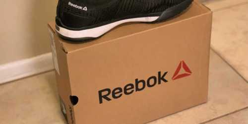 Reebok Men's Quickburn Training Shoes Only $29.99 Shipped (Regularly $70)