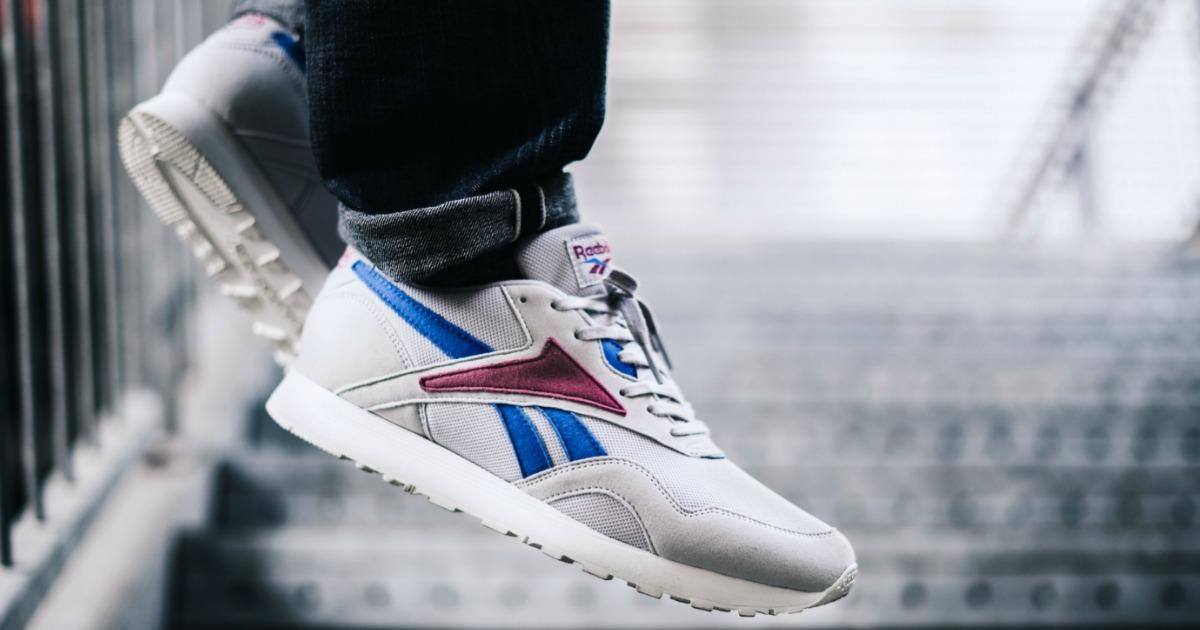 Reebok Men/'s Rapide Men/'s Shoes Shoes