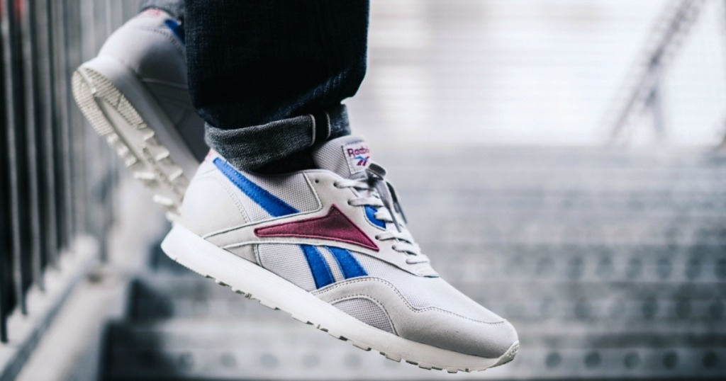 c96f4cc05d75 Hop on over to Reebok.com where you can snag these Reebok Men s or Women s  Classics Rapide Shoes for just  24.99 (regularly  80) when you use promo  code ...