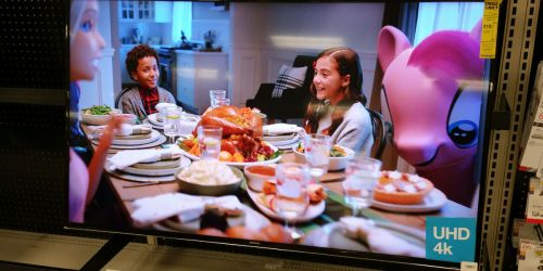 Samsung 43″ 4K UHD Smart TV Just $329.79 Shipped (Regularly $680) + More