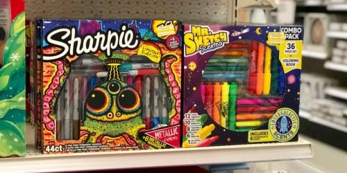 Mr. Sketch 36-Count Marker Set Possibly Just $9 at Target (Regularly $30) + More