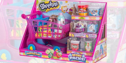 Shopkins Small Mart Only $4.04 (Regularly $20) – Ships w/ $25 Amazon Order + More