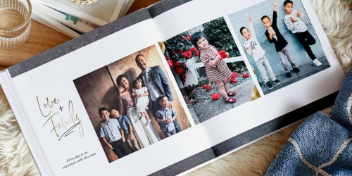 Shutterfly Hardcover Photo Book Only $7.99 Shipped