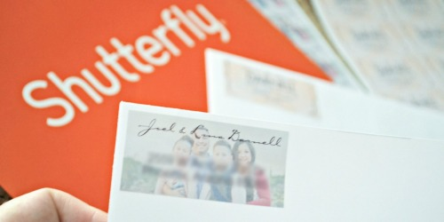 FOUR Shutterfly Address Label Sets Only $4.49 Shipped & More