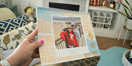 Shutterfly Personalized Calendar Just $6.99 Shipped (Regularly $25)