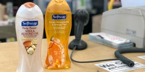 Softsoap Body Wash As Low As 74¢ Each After Walgreens Rewards