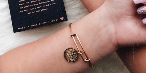 50% Off Alex and Ani Bangle Bracelets (New Style Released Every Hour)