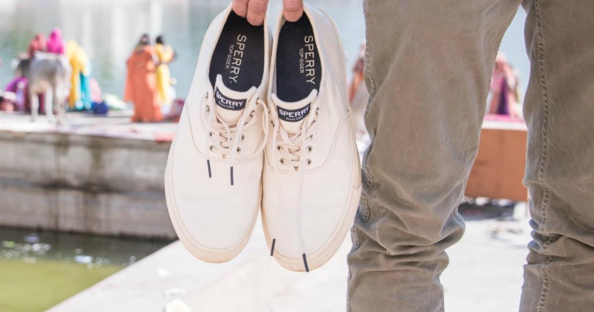 Off Sperry Men's \u0026 Women's Sneakers