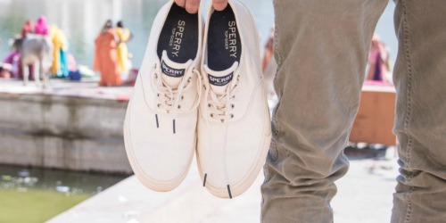 Up to 60% Off Sperry Men's & Women's Sneakers + FREE Shipping