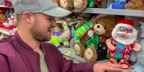 Stetson Shops Christmas Clearance Steals and Learns How to Spot Hidden Deals