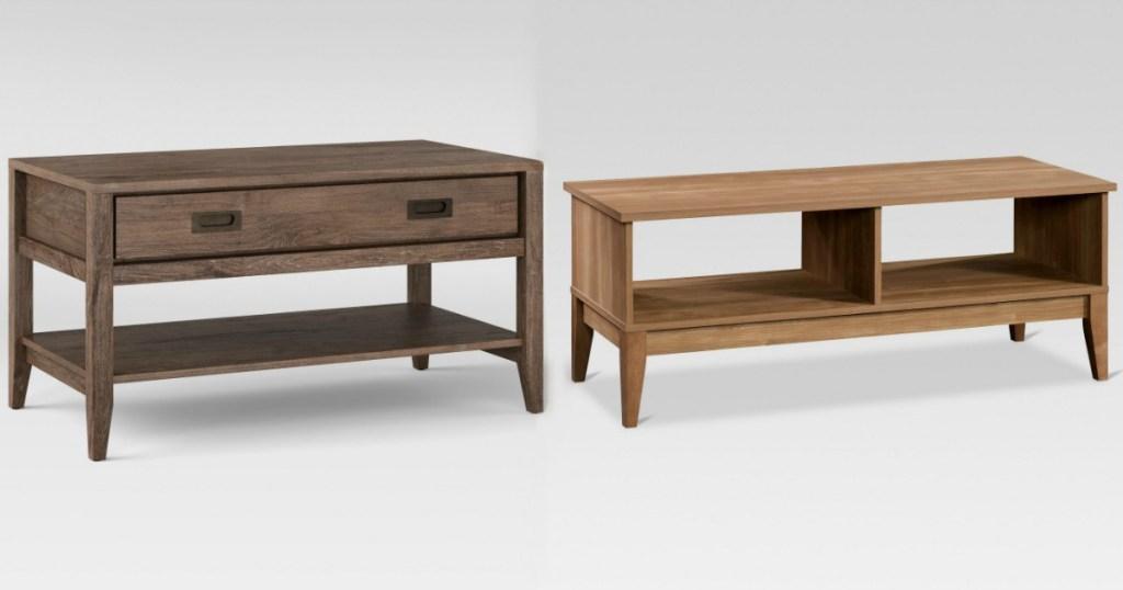 Big Savings On Furniture At Target Com Coffee Tables