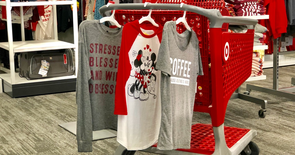 25% Off Women's Graphic Tees & Sweatshirts at Target (In-Store & Online)