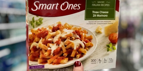 Print This Coupon Now to Save $2/5 Smart Ones Products