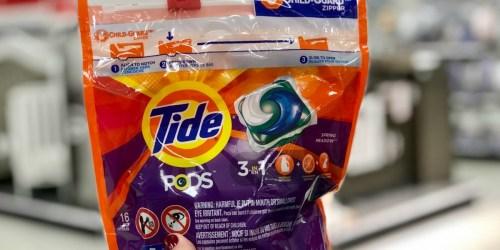 Tide Pods 16-Pack Only $1.49 at Target