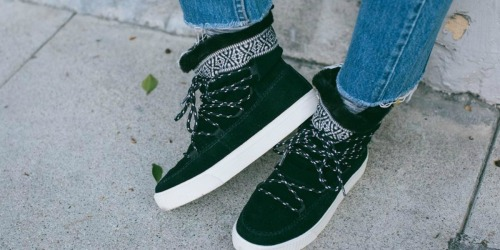 Up to 70% Off TOMS Boots at Nordstrom Rack + More