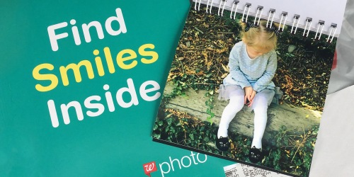 Walgreens Photo PrintBooks Only $2.80 + Free In-Store Pickup