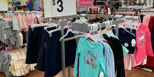 Girls Tees Possibly Only $3 at Walmart