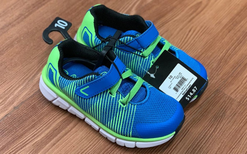50eaac8bf2fb3b Athletic Works Toddler Boy s Lightweight Athletic Shoes Possibly only  9  (regularly  14.87) SKU  532015711
