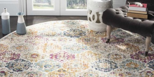 Large Area Rugs Only $99.99 Shipped & More