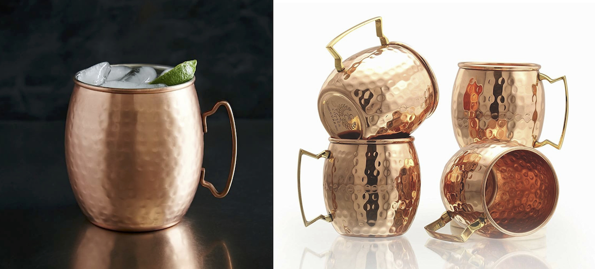west elm copycat for less money  moscow mule mugs drinkware comparisons side by side