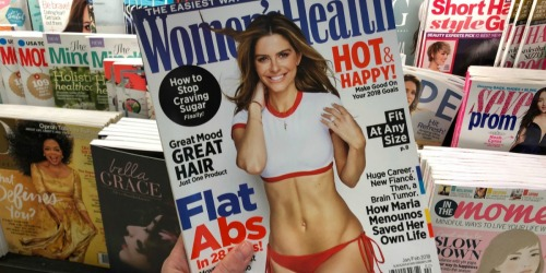 Complimentary One-Year Women's Health Magazine Subscription | No Strings Attached
