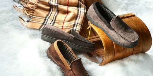 75% Off 32 Degrees Men's Slippers at Macy's
