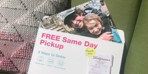 Free 8×10 Photo Print + Free Store Pickup at Walgreens