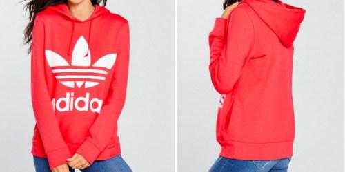 Adidas Originals Women's Trefoil Hoodie Just $25 Shipped (Regularly $65)