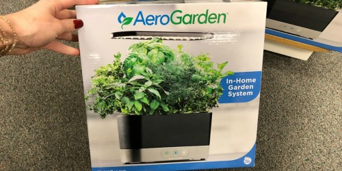 AeroGarden Indoor Garden & Seed Kit from $65.99 + Free Shipping for Select Kohl's Cardholders