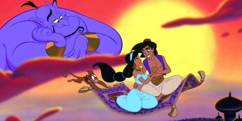Disney Movie Rewards: Aladdin Diamond Edition Blu-ray Only 1,250 Points & More