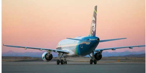 Buy One, Get One Free Coast-to-Coast Nonstop Alaska Airlines Flights (Select Cities Only)
