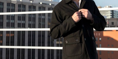 Alpine Swiss Men's Barn Coat Only $19.99 Shipped (Regularly $185)