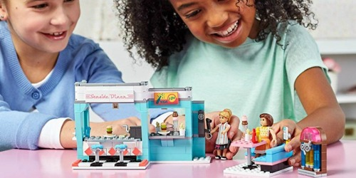 Mega Construx American Girl Maryellen's Seaside Diner Building Set Only $9.32 (Regularly $30)