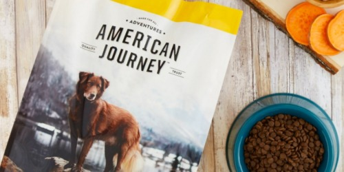 Up to 55% Off American Journey Dog Food + FREE Shipping