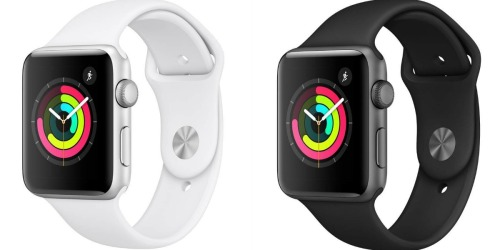 Apple Watch Series 3 GPS + Cellular Only $229 Shipped (Regularly $379)