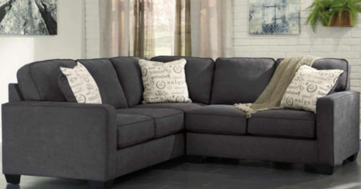 Up to f Sectionals Sofas & More at JCPenney Hip2Save