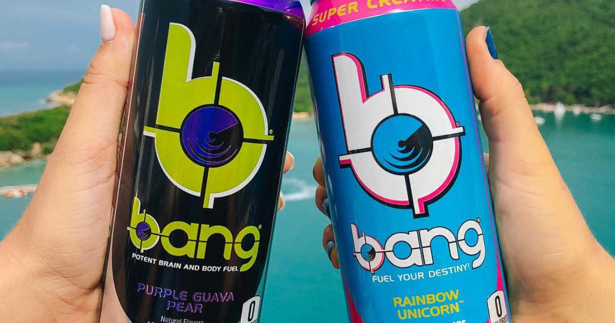 Bang Energy Drinks 12 Pack As Low As Only 15 60 Each