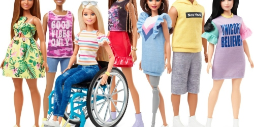Barbie Launches New Dolls with Wheelchairs and Prosthetic Limbs (Coming This Fall)