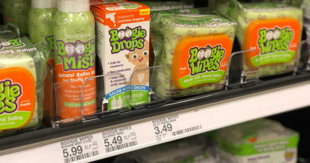 boogie products for kids in-store