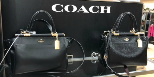 Up to 70% Off COACH Bags + Free Shipping