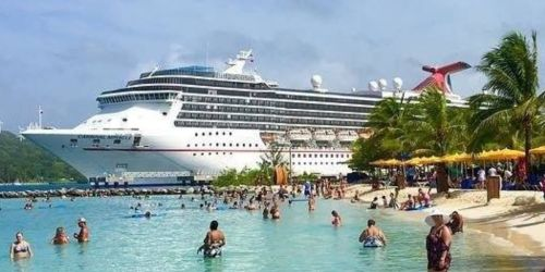Carnival Caribbean Cruise Starting at $37.25/Night