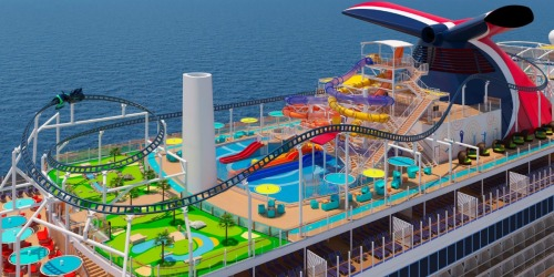 $200 Carnival Cruise Line eGift Card Just $185