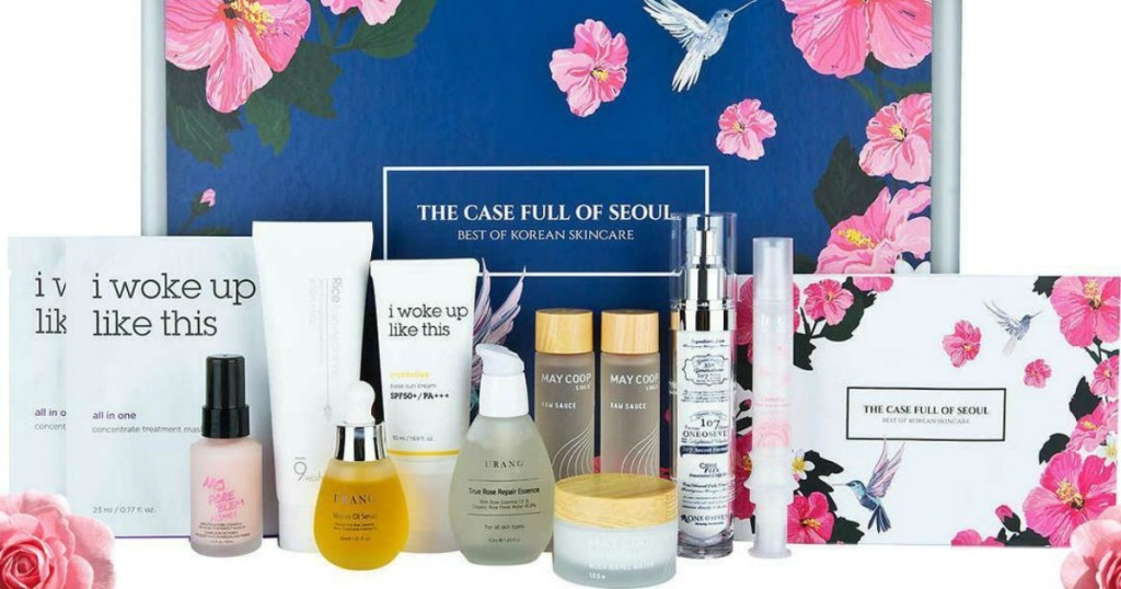 babfb4799c2 Best Of Korean Skincare Set Just $49.99 Shipped on Costco.com ($150 Value)  – Great Gift Idea