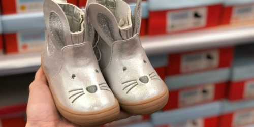 Up to 55% Off Cat & Jack Kids Boots & Shoes on Target.com