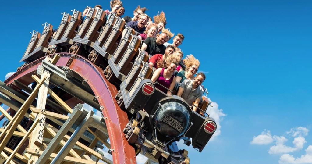 My Coke Rewards: Win Two Cedar Point Amusement Park Tickets